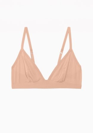 A seamless soft bra with a timeless and everlasting look.