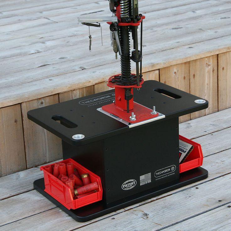 Reloading Bench – Portable, Storable, Cheap   BestGunBlog.com  Portable Reloading Table