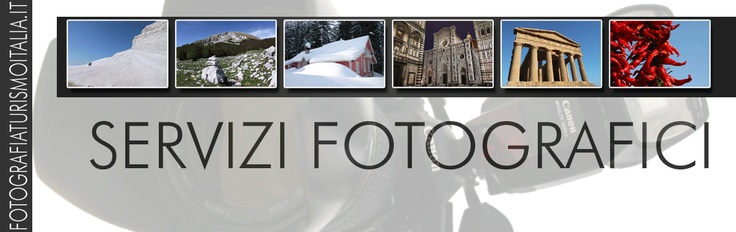 FOTOGRAFIA TURISMO ITALIA - Fotografia Professionale e Business Photos
