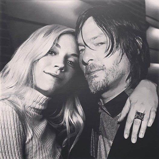 emily kinney and norman reedus dating Emily kinney biography with personal life emily kinney: birth name: emily rebecca kinney: mother: first affair to norman reedus they first met each other on.