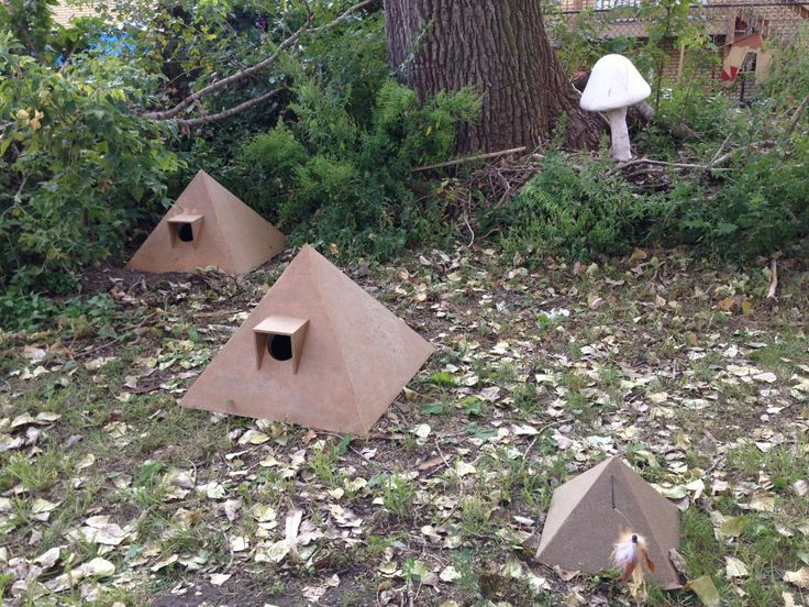 Feral Cat Houses Chicago Artists Commissioned To Make