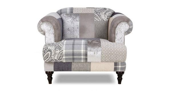 New Aspen Patch Armchair