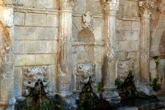 Rimondi Fountain, Old Town Rethymno.