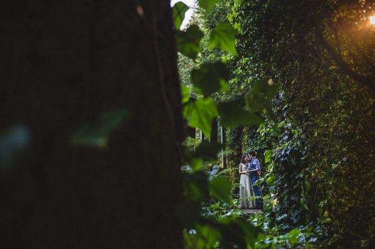 Matrimonio en Villarrica, Hotel El Parque {Gilda + Felipe}