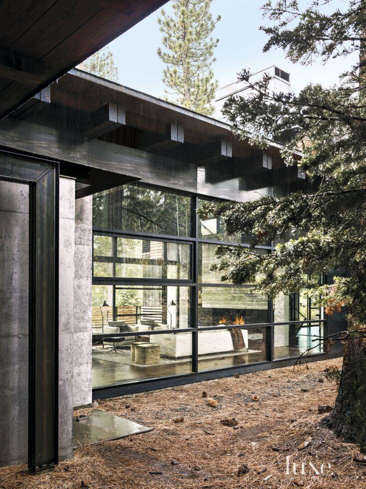 Salotto Rustico In Legno E Muratura Interior Design: Cucine da esterno ...