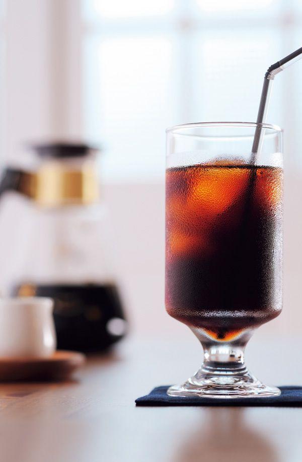 超簡単!話題の「水出し式」アイスコーヒーのいれ方【オレンジページ☆デイリー】料理レシピをはじめ、暮らしに役立つ記事をほぼ毎日配信します!