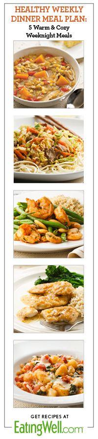 ... Bean Saute, Marmalade Chicken, Skillet Gnocchi with Chard & White