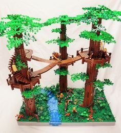 Cake Endor Trees Google Search Party Ideas Pinterest