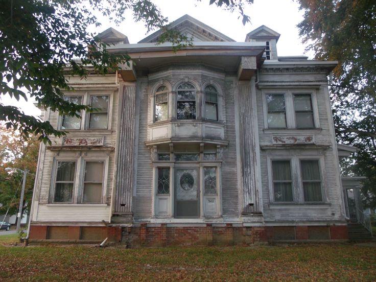Gill house - Galion, Ohio