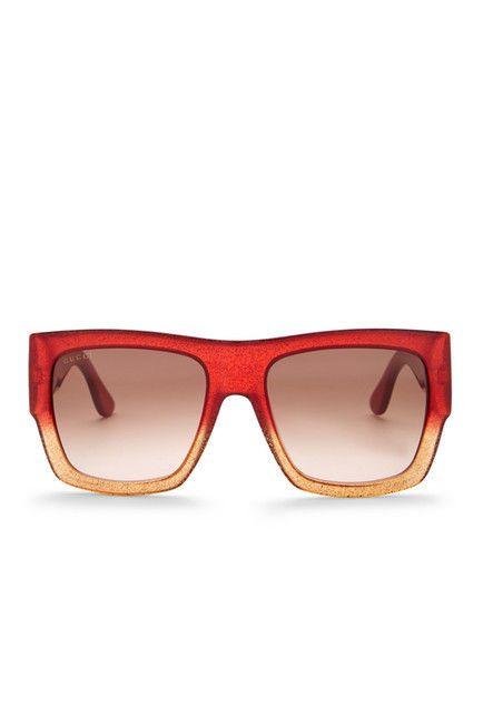 6185cf13a658b GUCCI Oversized Women s sunglasses