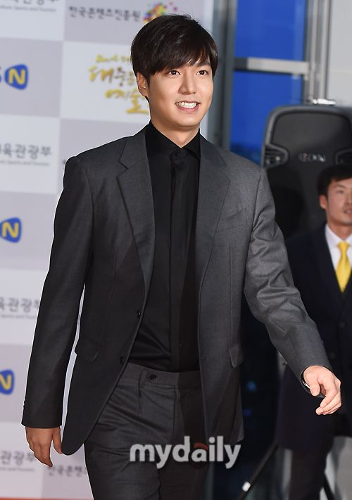 [Photo & Video] 141117 Lee Min Ho @ 2014 Korean Popular Culture & Arts Awards | ♥♥Love Minsun♥♥