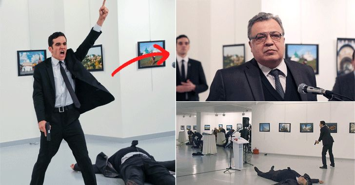 Now Russia wants Apple to Crack and Unlock iPhone 4S belonging to Killer of Russian Ambassador to Turkey