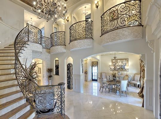 1407 Best Images About Stairways To Heaven On Pinterest Mansions Foyer Staircase And Foyers