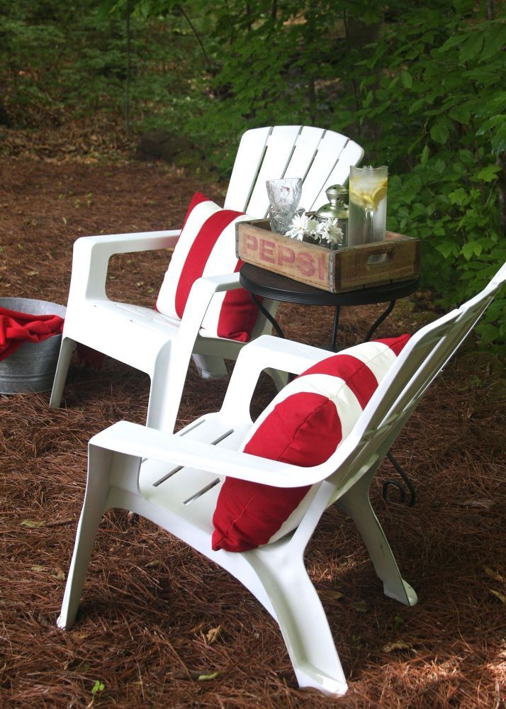 1000 Ideas About Plastic Adirondack Chairs On Pinterest Cheap Adirondack Chairs Patio Chairs