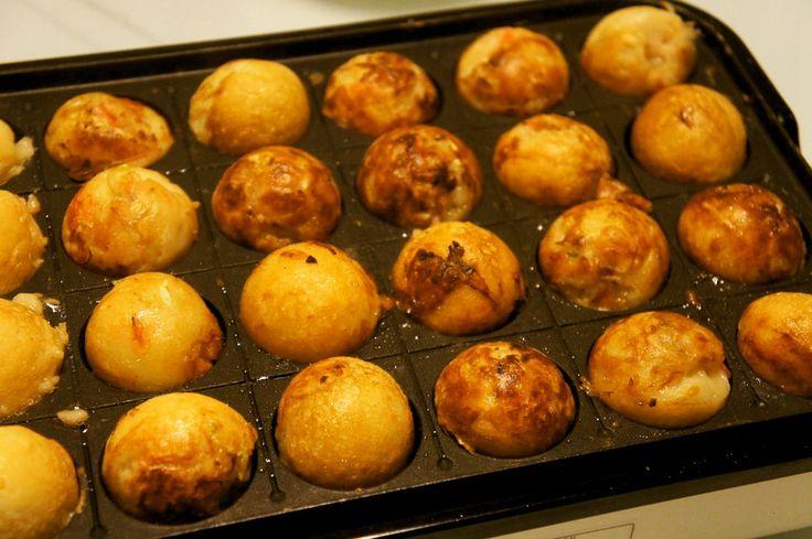 ★つくれぽ760名感謝★たこ焼きの粉は使用しなくてもしっかり味のたこ焼きが自宅で簡単に作れます♪ 卵は1個だけ使用!