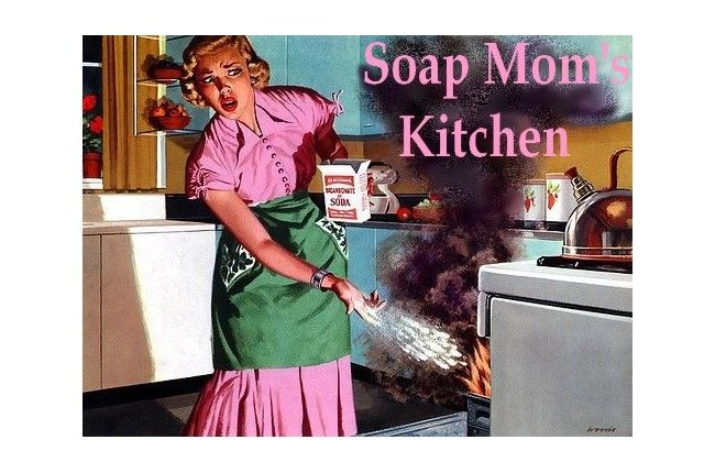 Soap Mom's Kitchen