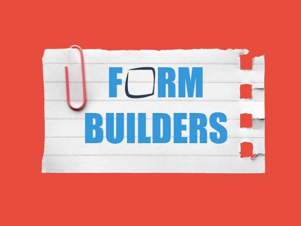 15 Best PHP Form Builder Scripts for Developers