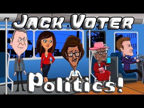 Jack Voter 1 - Cartoons Talk Politics - YouTube