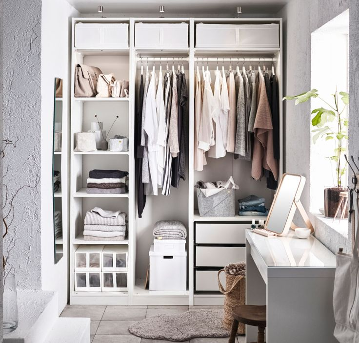 oltre 25 fantastiche idee su guardaroba pax ikea su pinterest pax guardaroba camerino e. Black Bedroom Furniture Sets. Home Design Ideas