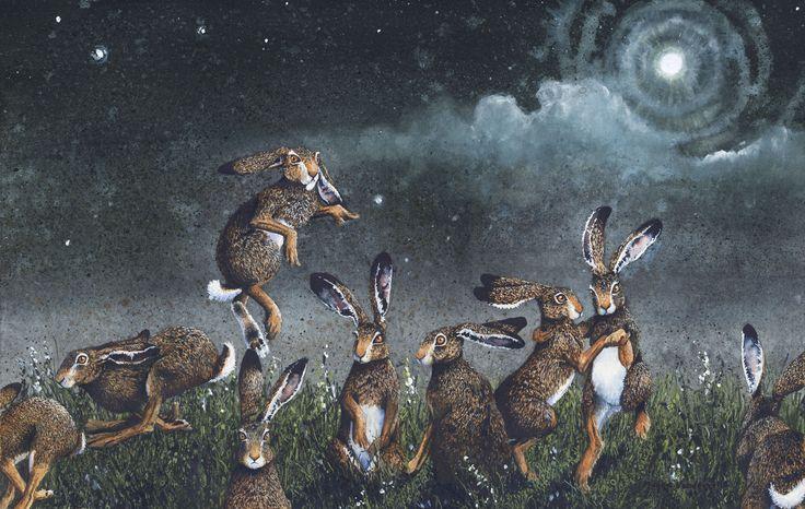 Moondance by Maggie Vandewalle