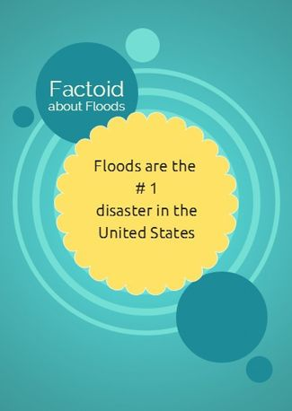 Floods and Flooding -Floods cause a lot of damage. They cause damage to people, crops, animals, roads and businesses. They also damage the environment in many ways: transporting toxins, causing erosion, landslides and wiping out fertile land...  Prepared or Scared graphic What causes floods? Some floods are  - See more at: http://www.disaster-survival-resources.com/floods-and-flooding.html#sthash.TiIDzZTm.dpuf