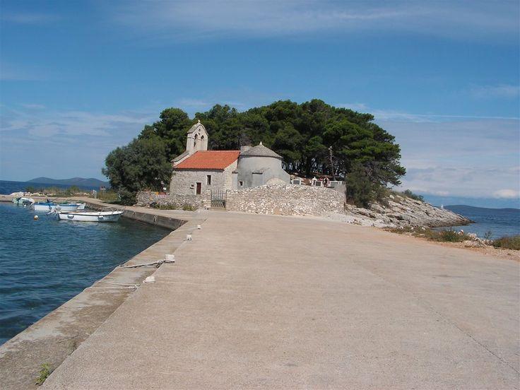 Photo: Fjordana / Pre-Romanesque church of Sv. Peregrine (7th-9th century), Savar, Croatia #croatia #preromanesque