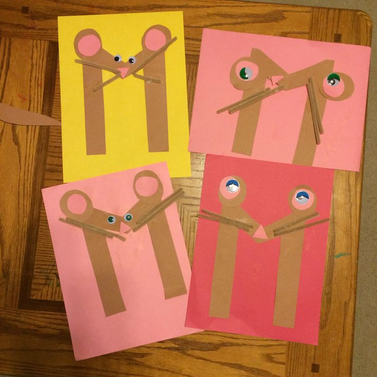 Creative Crafts For Preschoolers