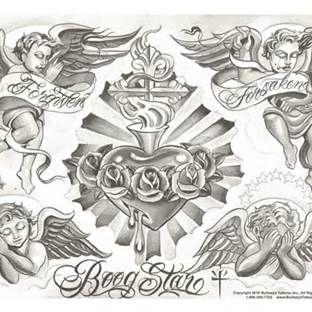 New Boog Tattoo Design