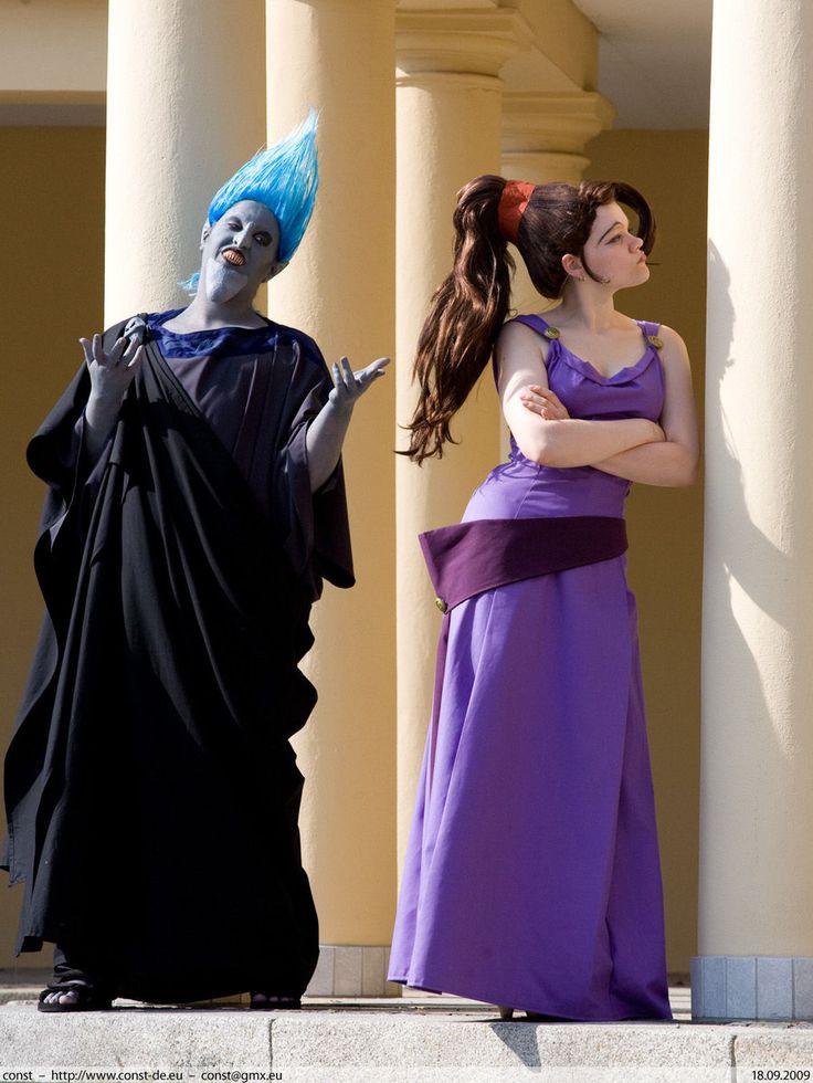 No Way by ~Devilish0Kisa on deviantART Disney Hercules Meg & Hades
