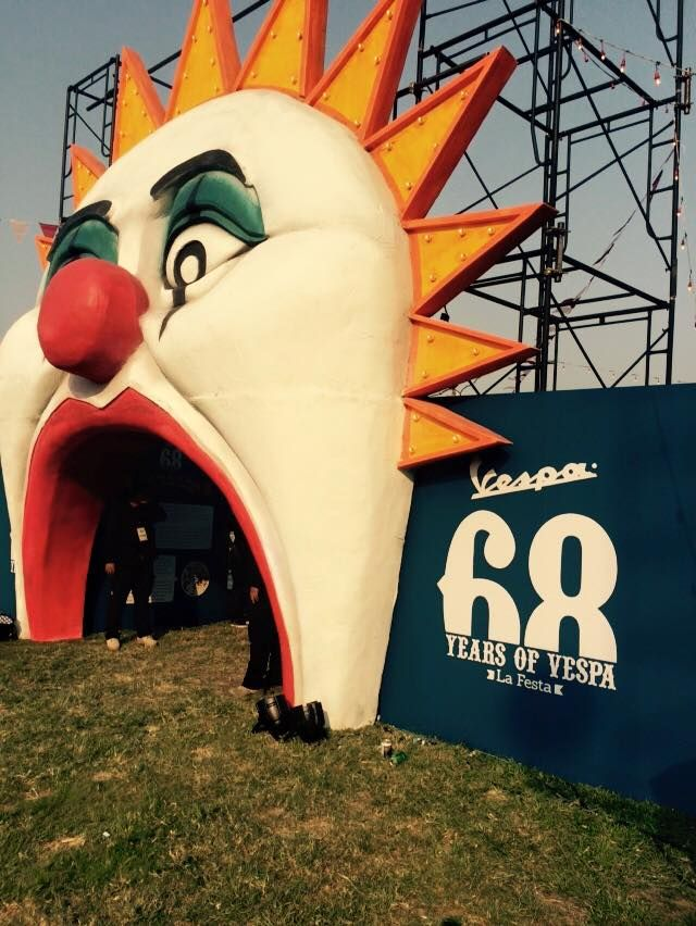 68 Years of Vespa La Festa Thailand