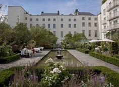 5 Star Dublin Hotel - Luxury Dublin Hotel - The Merrion Hotel Dublin