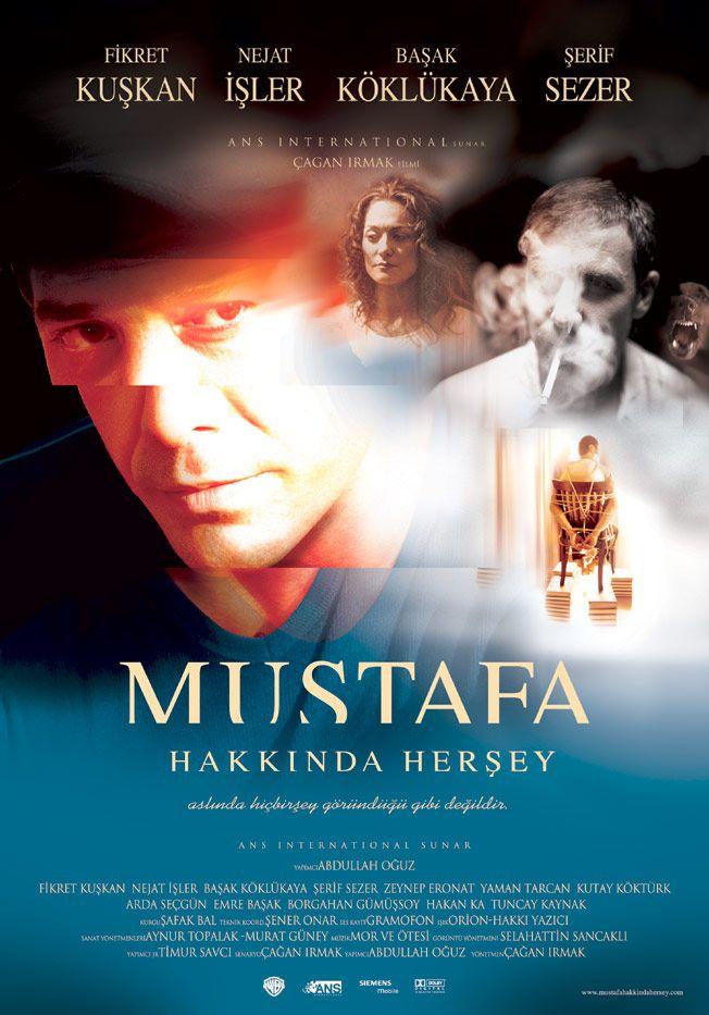 MUSTAFA HAKKINDA HERŞEY