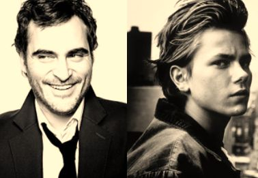 joaquin phoenix and river phoenix | joaquim | Pinterest ...