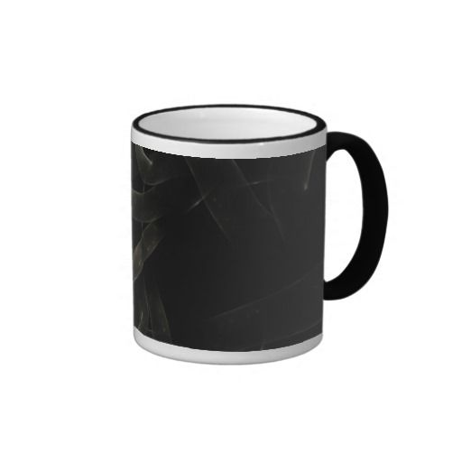 Thorns and Ribbons Coffee Mugs