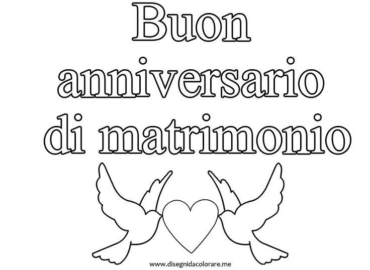 Scritta Buon Anniversario Di Matrimonio Anniversario Di Matrimonio Buon Anniversario Anniversario