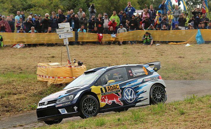W WRC powolna zmiana lidera https://www.moj-samochod.pl/Sporty-motoryzacyjne/WRC--Dominacja-Volkswagen-coraz-bardziej-zagrozona #WRC #WRCGermany #Volkswagen #HyundaiWRC