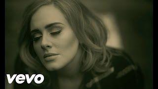 Wonderful song, great voice, great lyrics: Hello - Adele