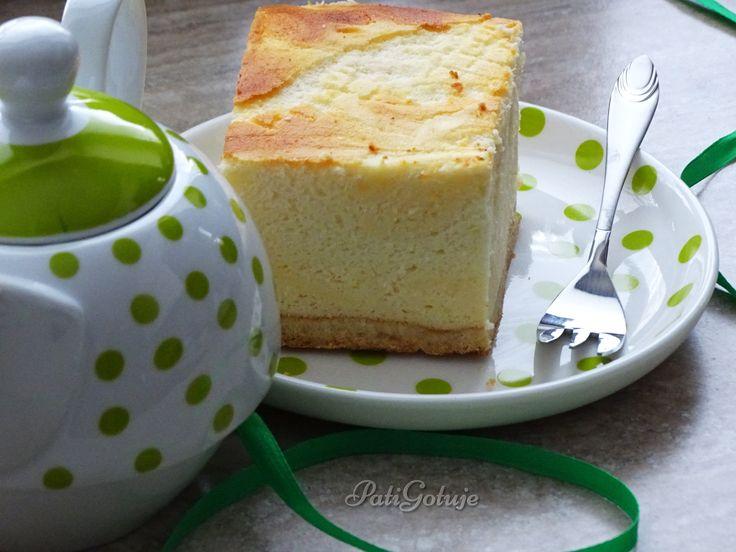Wyjątkowo puszysty i wilgotny - sernik wiedeński / Incredible and delicious cheesecake