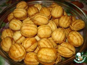 Печенье «Три орешка»