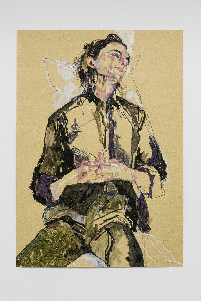 Howard Tangye, 'Rob H-J', 2015