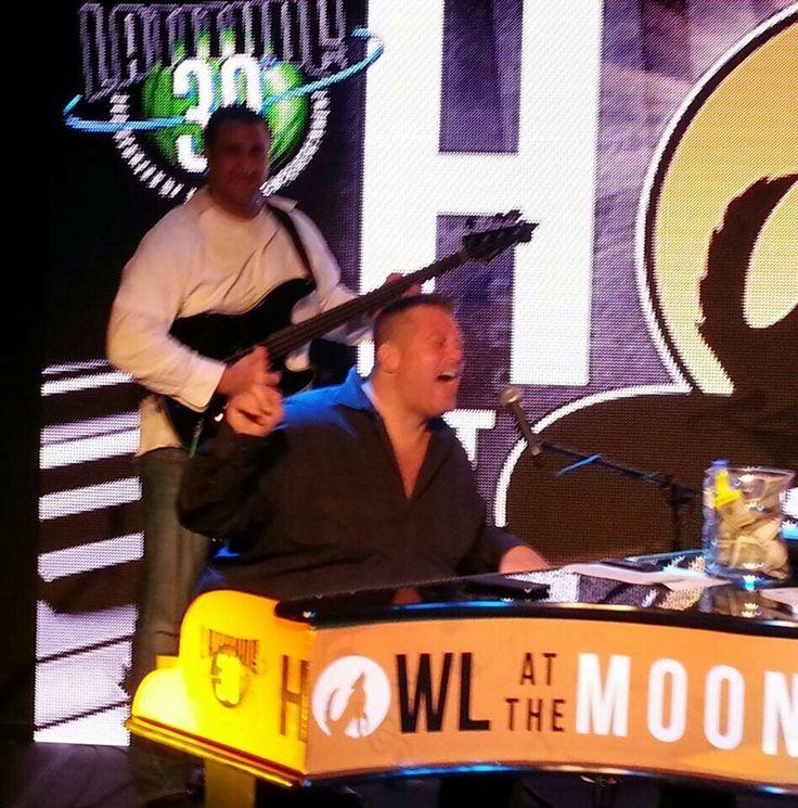 Howling at Howl at The Moon Boston...#BostonNightlife #howlboston www.