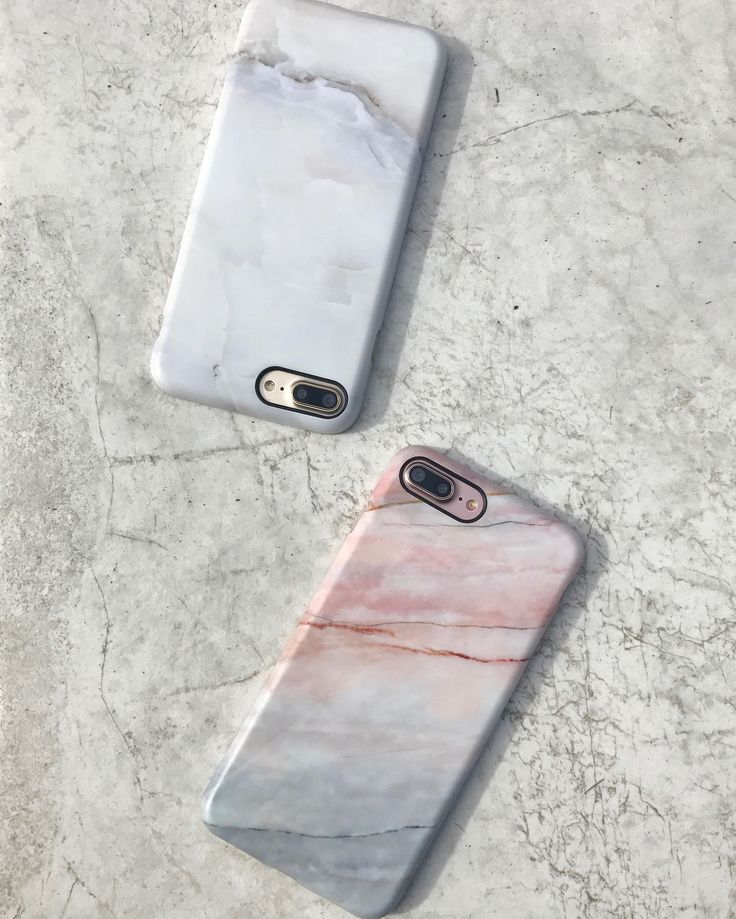 Ivory White & Smoked Coral  Available for iPhone 7 & iPhone 7 Plus from Elemental Cases