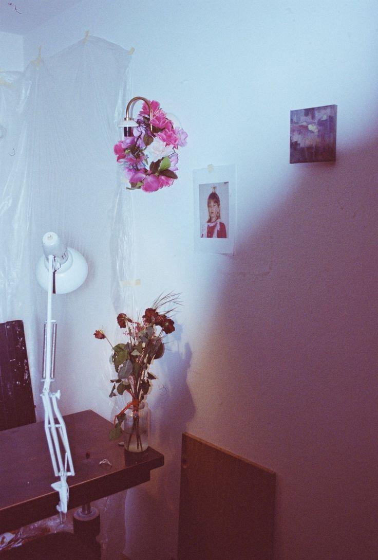 flowers by julia osinska