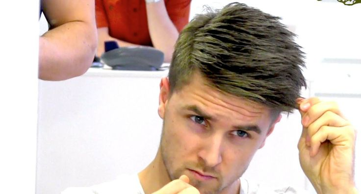 How to style your hair like - Marco Reus fresh footballer hair tutorial ...