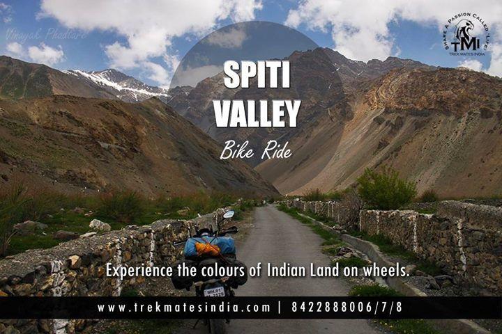 The Hiking Calendar Spiti Valley Tours Adventure