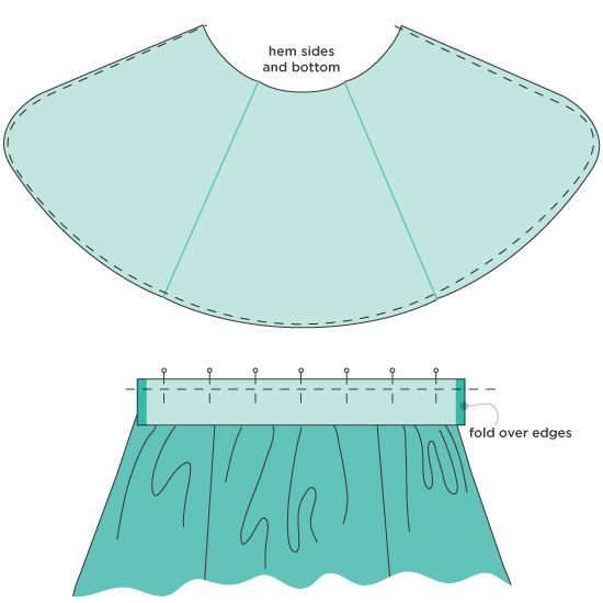 39 best SEWING - SKIRTS - wrap images on Pinterest | Wrap skirts ...