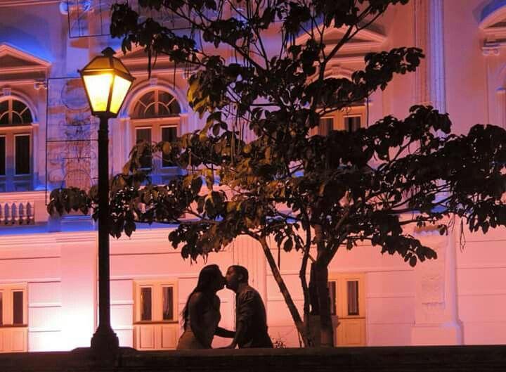Amor, em Palácio dos Leões.