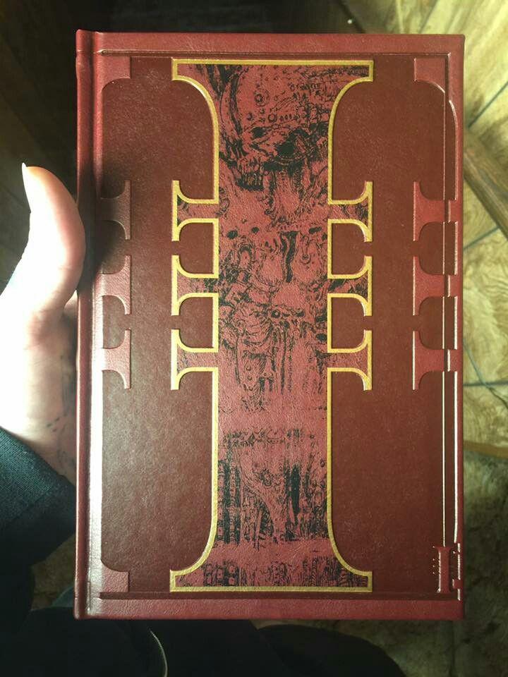 Warhammer 40k rulebook special edition