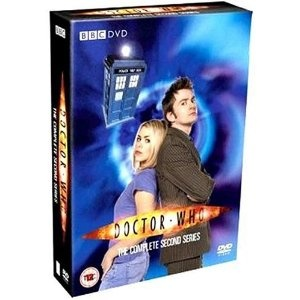 Doctor Who - The Complete BBC Series 2 Box Set DVD: Amazon.co.uk: David Tennant, Billie Piper, Noel Clarke, Elisabeth Sladen, Camille Coduri, Sophia Myles: Film & TV