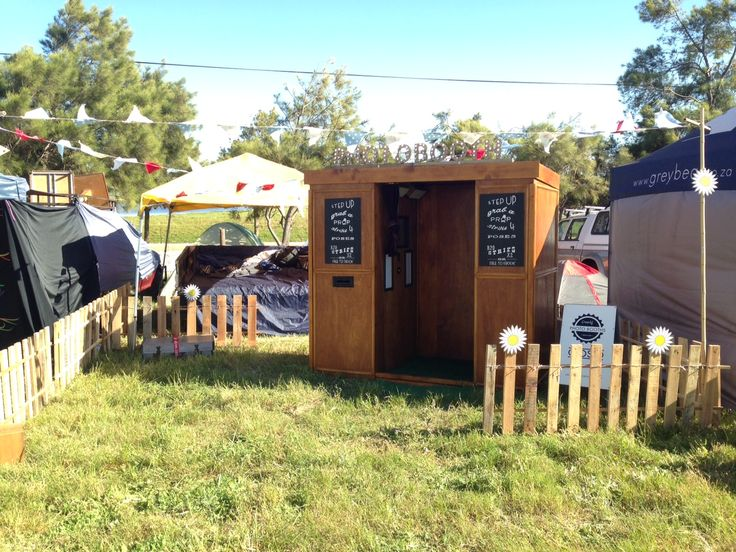 Photo Booth at Rocking the Daisies 2014 for the first time in Darling, South Africa #photobooth #photo #booth #vintage #festival #props #wooden photo booth #vintage photo booth #outdoor photo booth